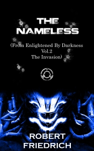 The Nameless Promo Cover